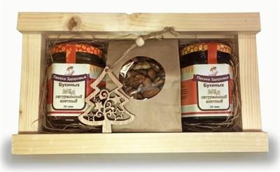 Набор с мёдом и орехами - фото 4576