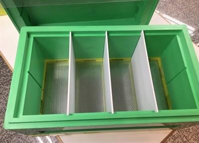 Нуклеус для пчел на 6 рамок Рута ППУ с перфолистом. - фото 4821
