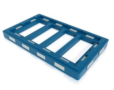 Проставка (легкое дно) на 6 рамок ППУ Нижегородец. - фото 4852