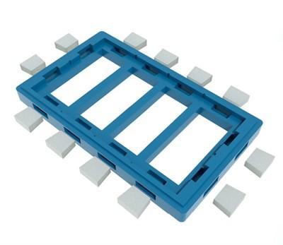 Проставка (легкое дно) на 6 рамок ППУ Нижегородец. - фото 4853