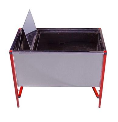 Стол для распечатки 24 сотовых рамки из нержавейки - фото 5009