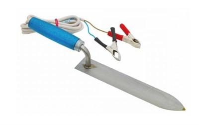 Нож пасечный электрический 12 В 40 Ватт 230 мм - фото 5016