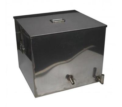 Воскотопка паровая из нержавейки на 70 литров 12 - 19 рамок - фото 5044