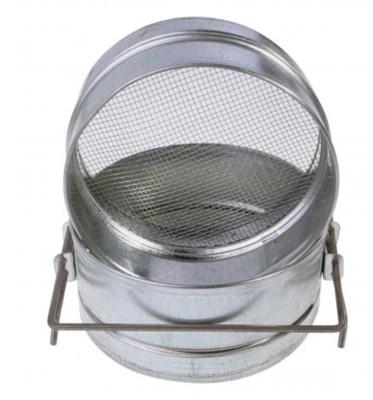 Фильтр для мёда оцинкованный 150х130 мм - фото 5078