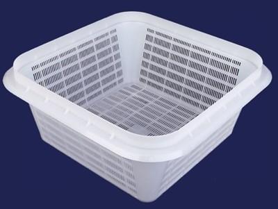 Фильтр для мёда пластиковый белый - фото 5080