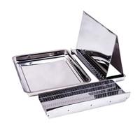 Стол для распечатки 1 сотовой рамки из нержавейки