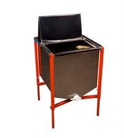 Стол для распечатки 12 сотовых рамок из нержавейки