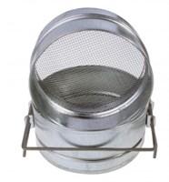 Фильтр для мёда оцинкованный 150х130 мм