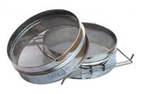 Фильтр для мёда нержавейка 200х105 мм на куботейнер